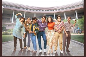 Word of mouth plays major role in Chhichhore opening weekend box office collection