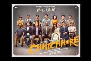 Chhichhore review: A modern day mix of Munna Bhai and 3 Idiots