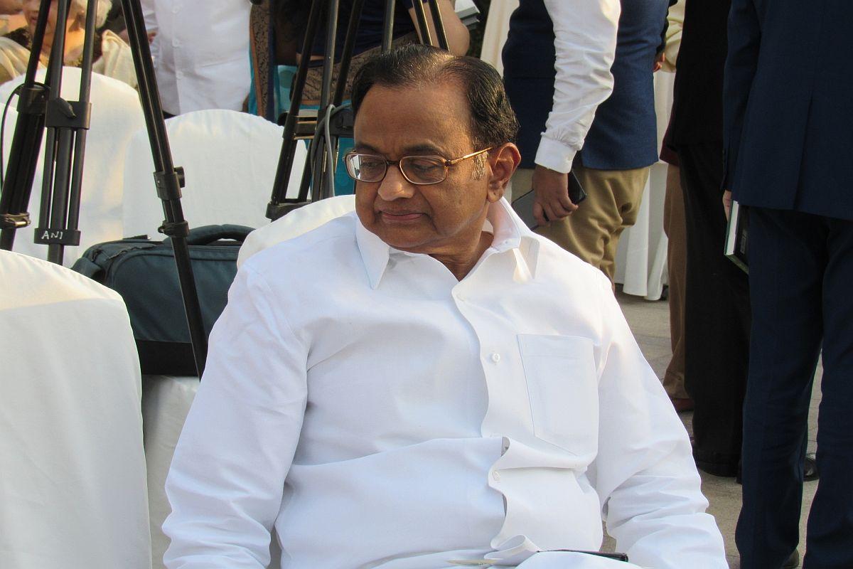 P Chidambaram