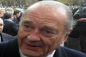 Ex-French President Jacques Chirac passes away at 86