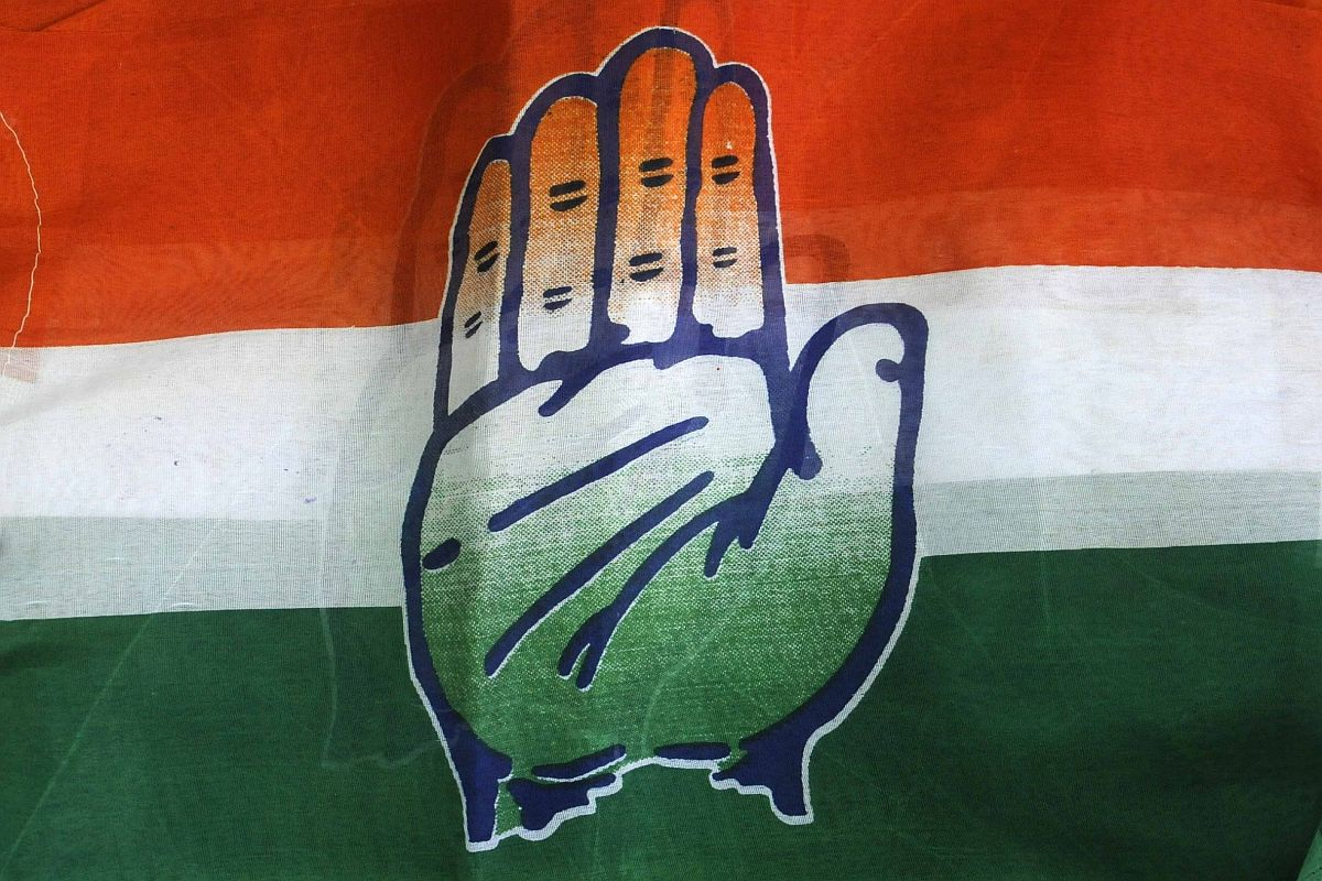 Falling apart, Grand Old Party, Congress