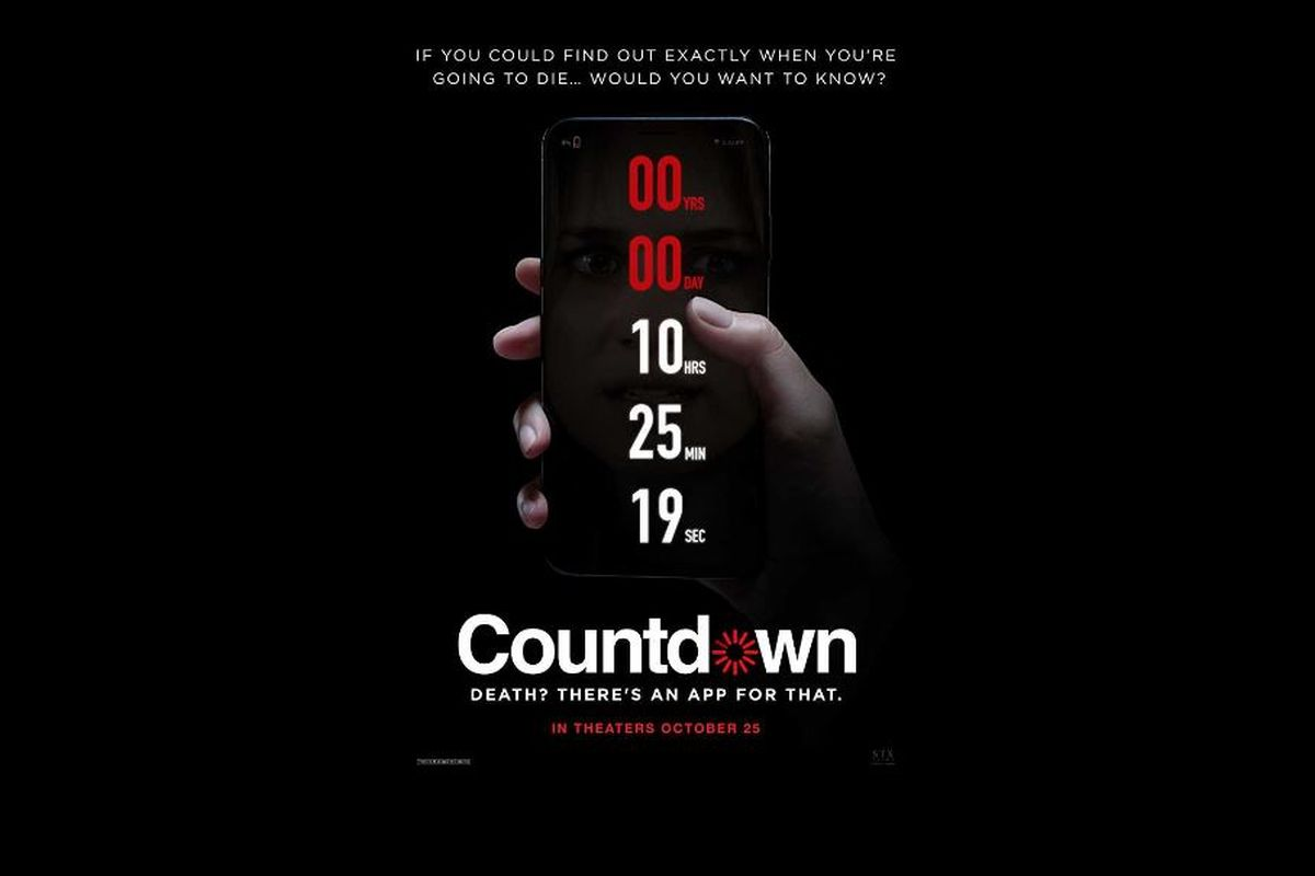Watch Trailer | 'Countdown' is an app for predicting death