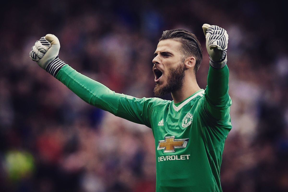 Manchester United, David de Gea, Juventus, Real Madrid, Premier League