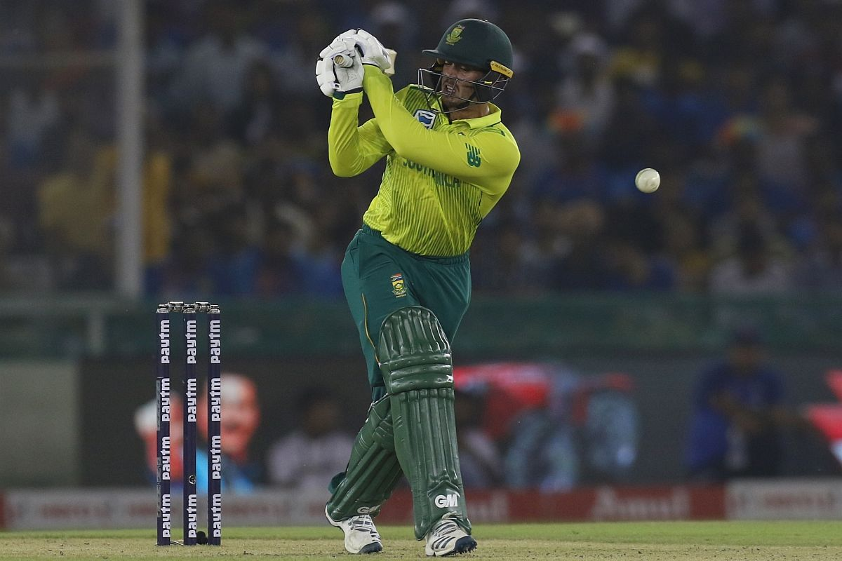 Team depended a lot on Kagiso Rabada but he went wicketless: Quinton de Kock post loss to India