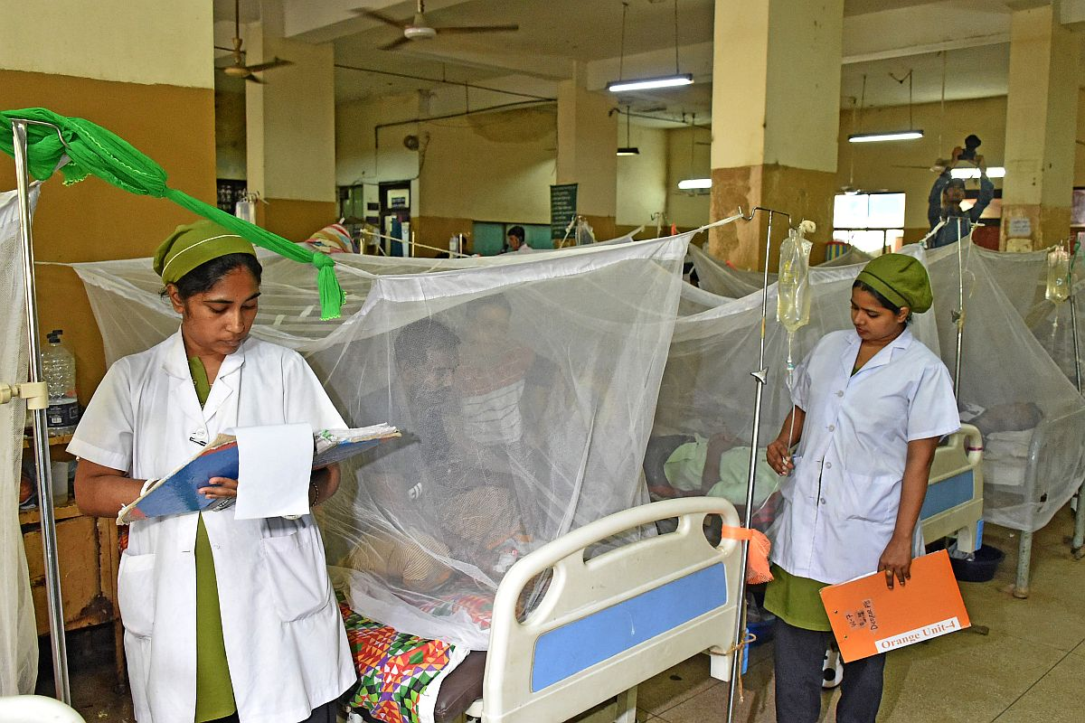 13 fresh cases of dengue in Lucknow, taking the toll to 125 in 2 months