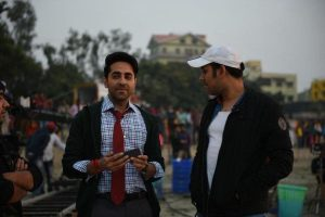 Ayushmann never does films with pressure of Rs 100 crore club