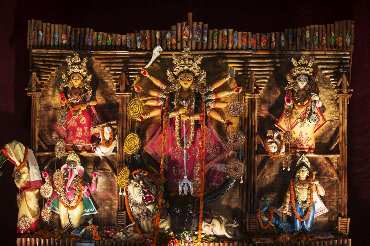 Navratri, Navratri 2019, Durga, Mahishasura, Shailaputri, Brahmacharini, Chandraghanta, Kushmanda, Skandamata, Katyayani, Kalratri, Mahagauri, Siddhidatri, goddess, Dussehra