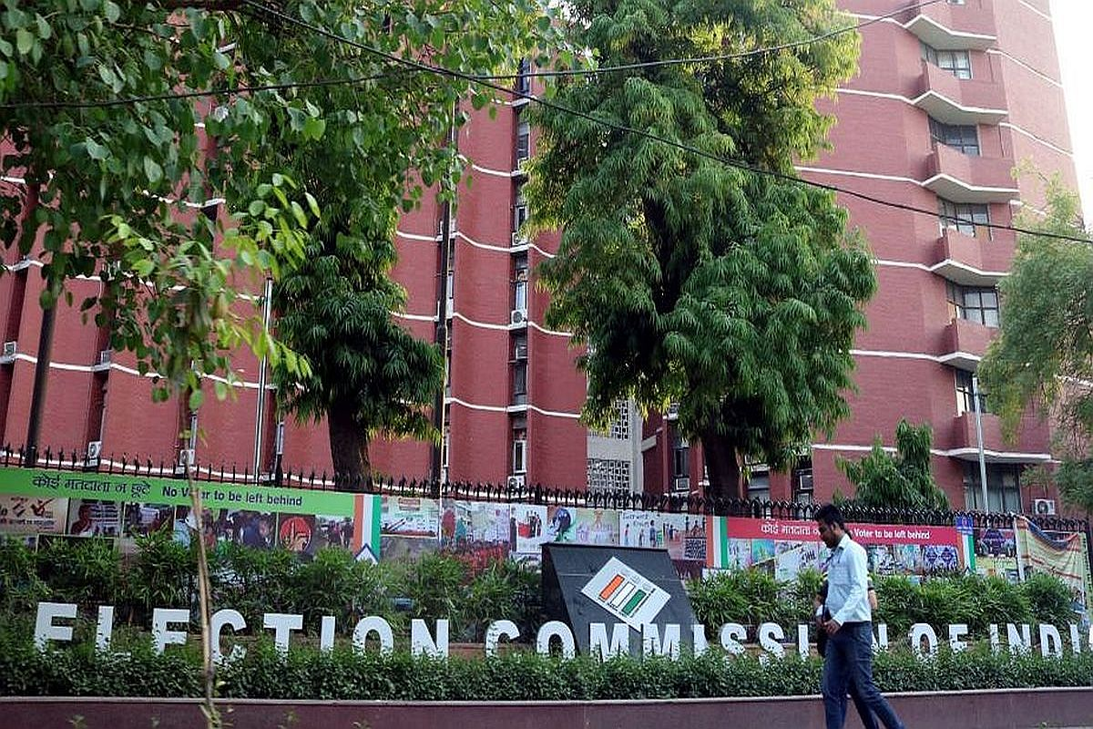 EC to announce Maharashtra, Haryana Assembly election dates today
