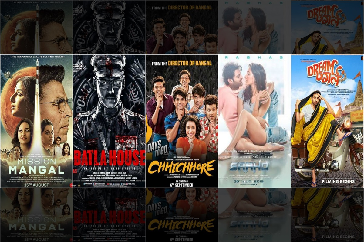 5 hits, 1 month: B'wood earns record breaking Rs 700 cr