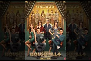 Housefull 4 makers release another poster