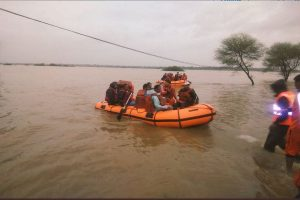 Andhra Pradesh Boat Tragedy: 5 died, over 30 missing as boat turned turtle in Godavari