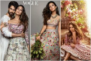 These Shahid Kapoor, Mira Rajput photoshoot pictures are going viral