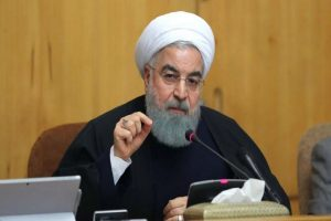Iran President Hassan Rouhani rules out talks with US