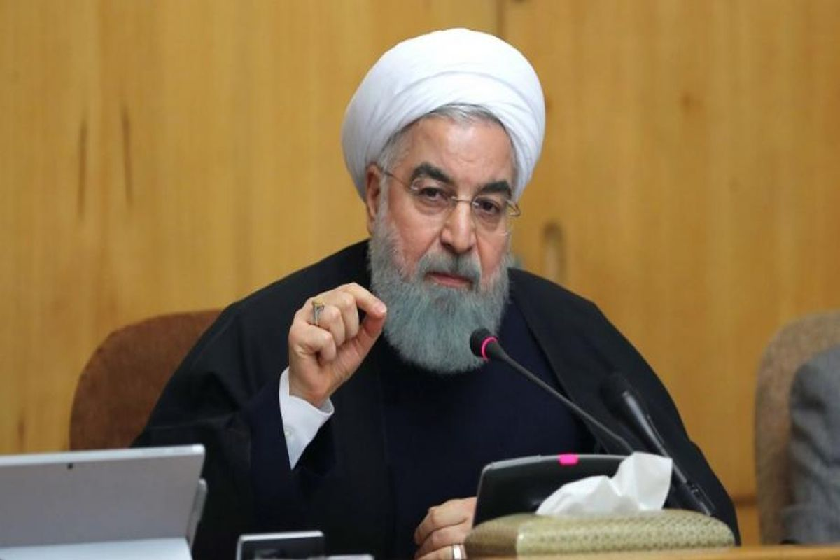 Iran's President Hassan Rouhani Rules Out Talks With US