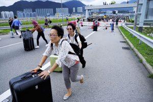 HK tourism suffers worst decline since 2003