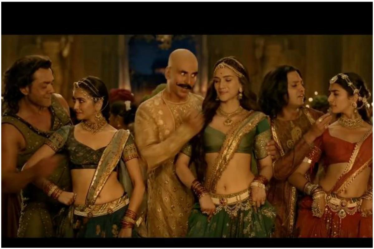 Housefull 4 trailer, Housefull 4, Housefull, Akshay Kumar, Kriti Sanon, Kriti Kharbanda, Pooja Hegde, Farhad Samji, Riteish Deshmukh, Bobby Deol, Nawazuddin Siddiqui, Rana Daggubati