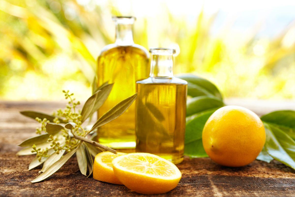 Lemon scent helps you feel thinner, lighter