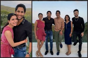 Samantha Akkineni, Naga Chaitanya, Nagarjuna holiday pics from Ibiza are going viral