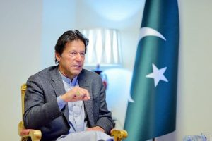 No talks with India unless Kashmir special status restored: Imran Khan