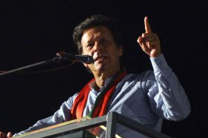 Pak-trained Mujahideens funded by US to fight Soviets, have now turned against us: Imran Khan