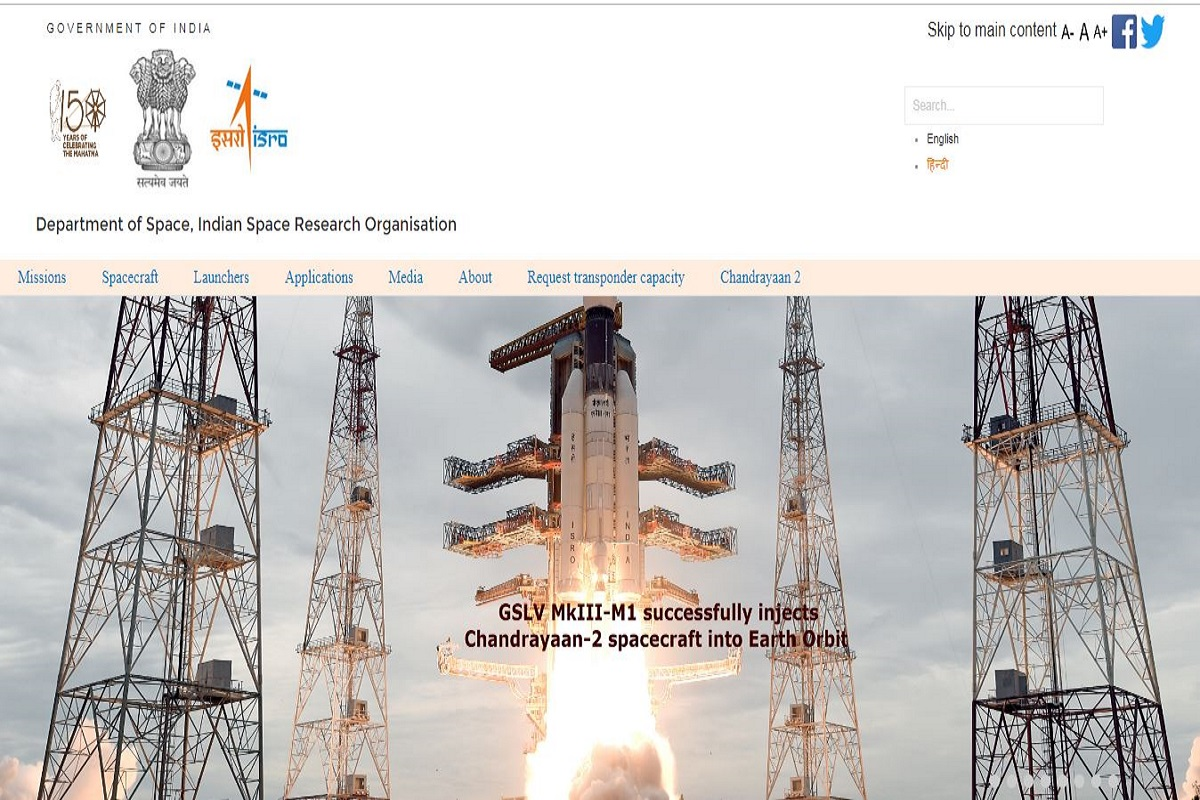 ISRO recruitment: Applications invited for Scientist posts, apply till October 14 at isro.gov.in