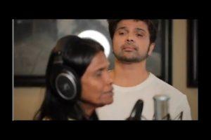 Ranu Mondal, Himesh Reshammiya's complete song 'Teri Meri Kahani' out