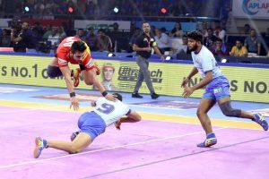 PKL 7: Gujarat Fortunegiants thrash Tamil Thalaivas 50-21; UP Yoddha beat Haryana Steelers 37-30