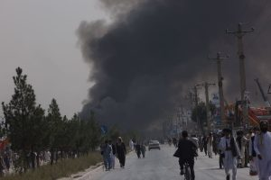 4 security personnel killed in blast in Kabul