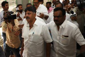 Karnataka Cong's DK Shivakumar arrested by ED in money laundering case, 'congratulates' BJP