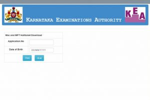 KEA M.Sc Nursing admit cards released at cetonline.karnataka.gov.in | Direct link to check admit cards here