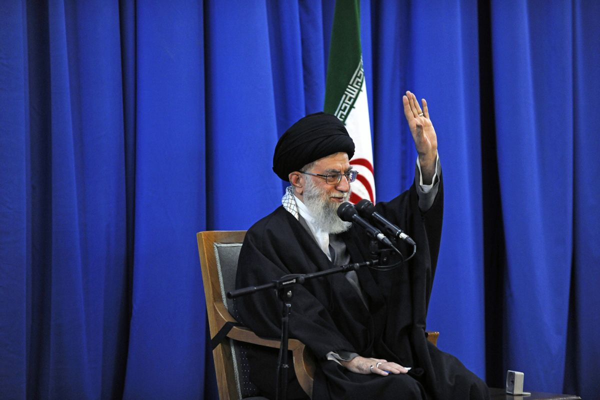 'No talks with US', says Iran supreme leader Ayatollah Khamenei
