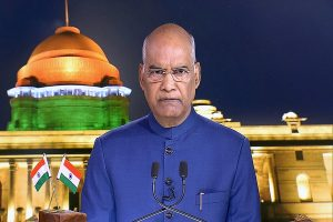 President Kovind appoints five new Governors
