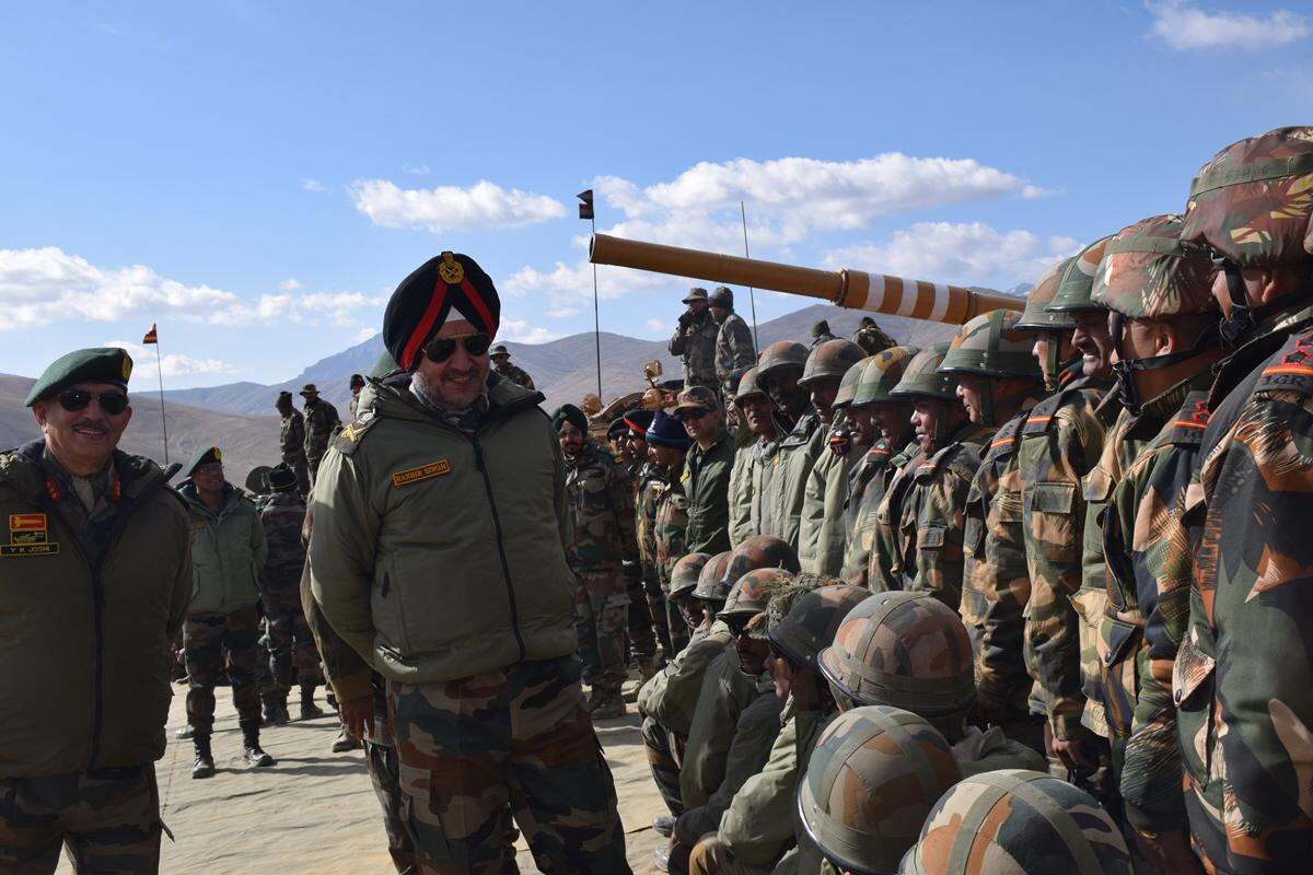 Indian Army, LAC, Eastern Ladakh, Jammu, Ladakh