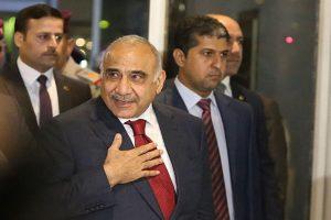 Iraqi PM Mahdi to visit Saudi Arabia on bilateral ties