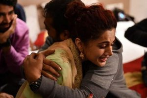 Anurag Kashyap posts heartfelt message for Taapsee as Manmarziyaan clocks 1 year
