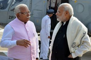 Haryana: PM Modi launches state election campaign with 'Vijay Sankalp' rally