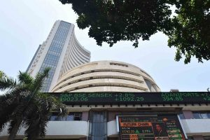 PSU banks lose BSE after the announcement of bank merger