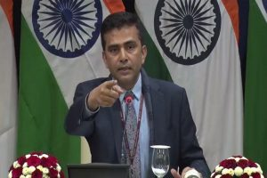 Kashmir 'integral part of India', asserts New Delhi, rejects China-Pak joint statement on J-K