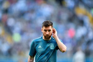 Injured Lionel Messi sidelined for upcoming matches