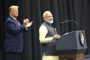 'USA loves India', says Donald Trump after 'Howdy, Modi' event