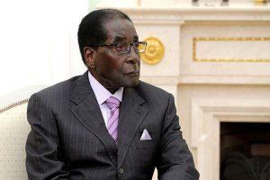 Zimbabwe ex-President Robert Mugabe dies at 95