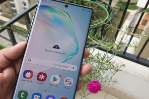 Samsung's latest flagship Galaxy Note10, 10+, now  with upgraded offer