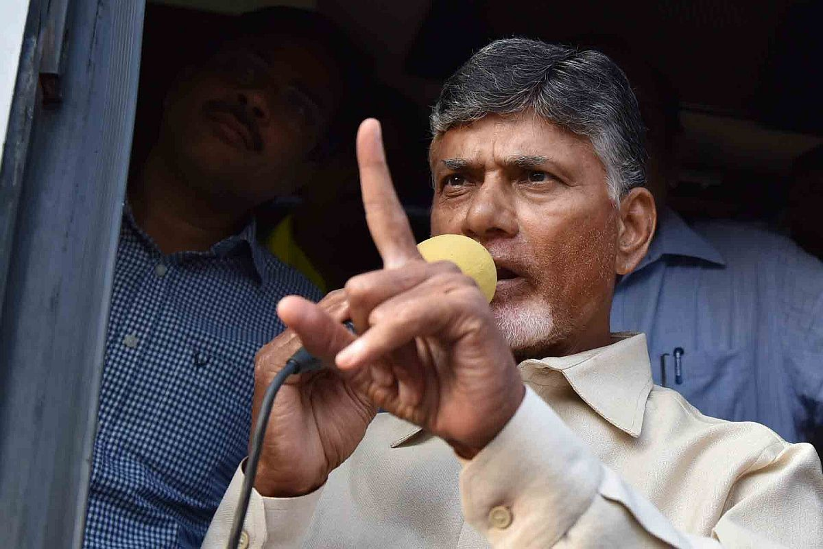Remove unauthorised construction in seven days: Chandrababu Naidu's house in Amaravati served demolition