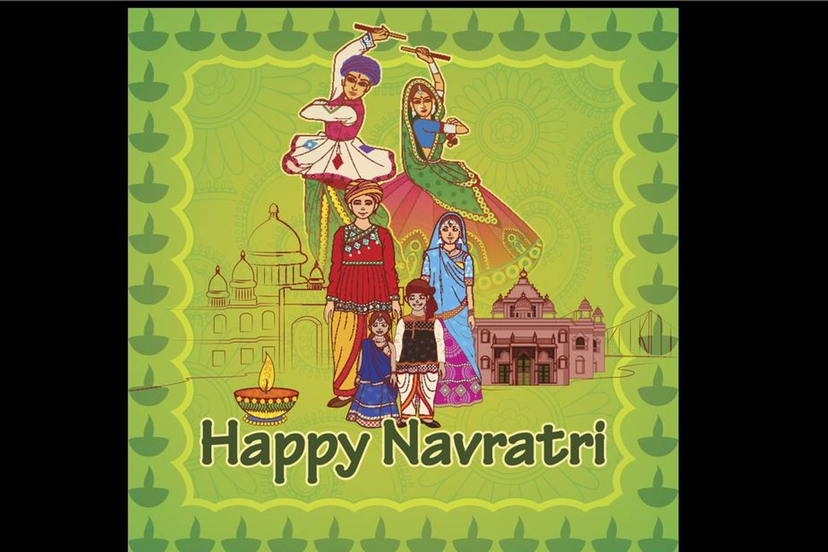 Perfect Navratri outfits for the beautiful you