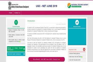 UGC NET December 2019: Online registration to start from September 9 at ntanet.nic.in, check information here