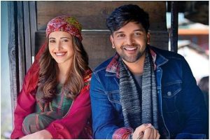 Nushrat Bharucha features in Guru Randhawa new song 'Ishq Tera'
