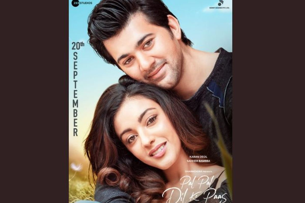 Pal Pal Dil Ke Paas, Trailer, Sunny Deol, Karan Deol, Sahher Bambba, Himachal Pradesh,Zee Studios