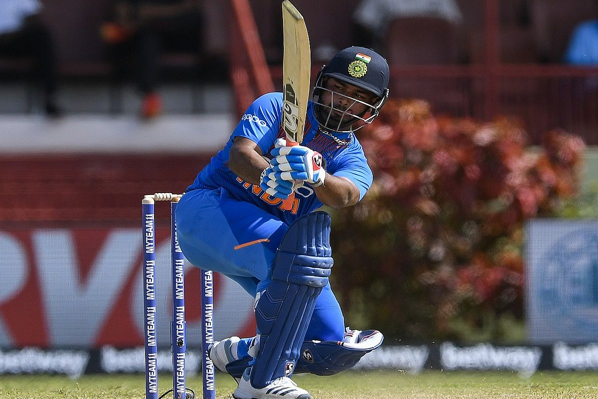 Rishabh Pant's shot selection has let the team down sometimes: Ravi Shastri