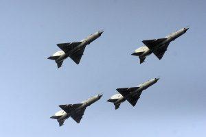IAF's MiG 21 crashes near Gwalior in MP, both pilots safe