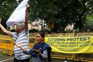 Bhima Koregaon case: DU professor searched by Pune cops